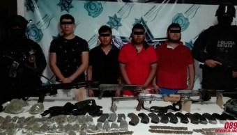 detienen a cuatro hombres vinculados a emboscada a policias en zihuatanejo3