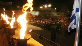 Israel recuerda a víctimas en el Día de Recuerdo del Holocausto
