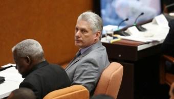 Miguel Díaz Canel es elegido nuevo presidente de Cuba, según medios oficiales