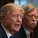 Trump acusa 'cacería de brujas' en cateo a oficinas de Michael Cohen