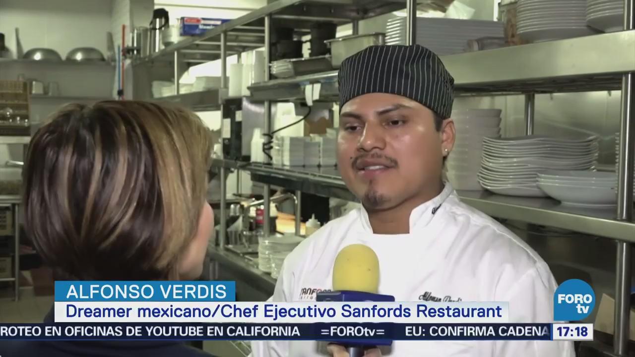 Dreamer de origen náhuatl   Noticieros Televisa