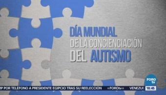 Día Mundial Concienciación Autismo