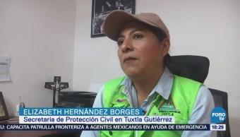Intensa Ola Calor Resiente Chiapas