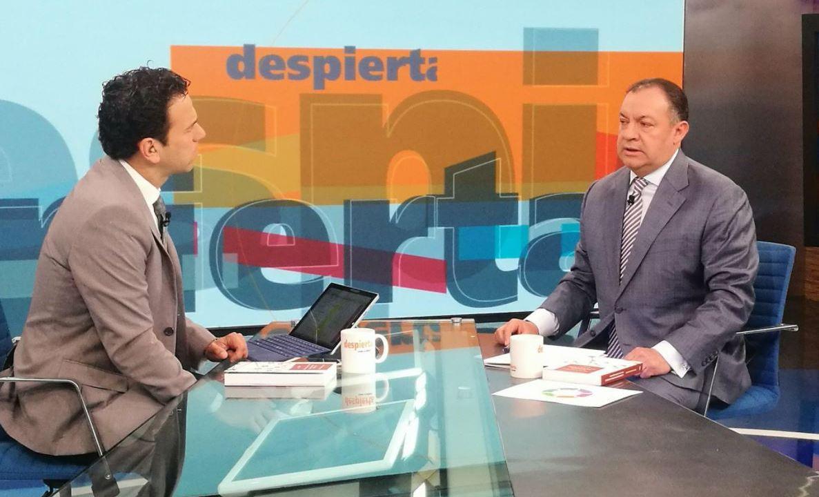 Educación puede fortalecer seguridad nacional en México, afirma almirante de Semar