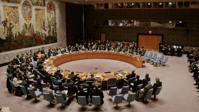 António Guterres: La Guerra Fría ha vuelto
