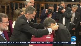 El escritor Sergio Ramírez recibe el Premio Cervantes