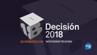 El INE organiza tres debates