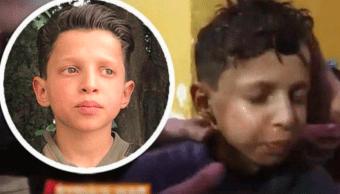Revelaciones de niño sirio podrían demostrar que ataque químico montaje
