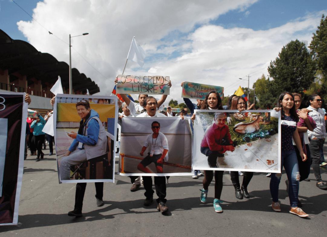 Presidente de Ecuador confirma muerte de periodistas