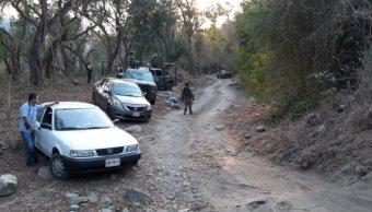 enfrentamiento zihuatanejo deja menos tres muertos