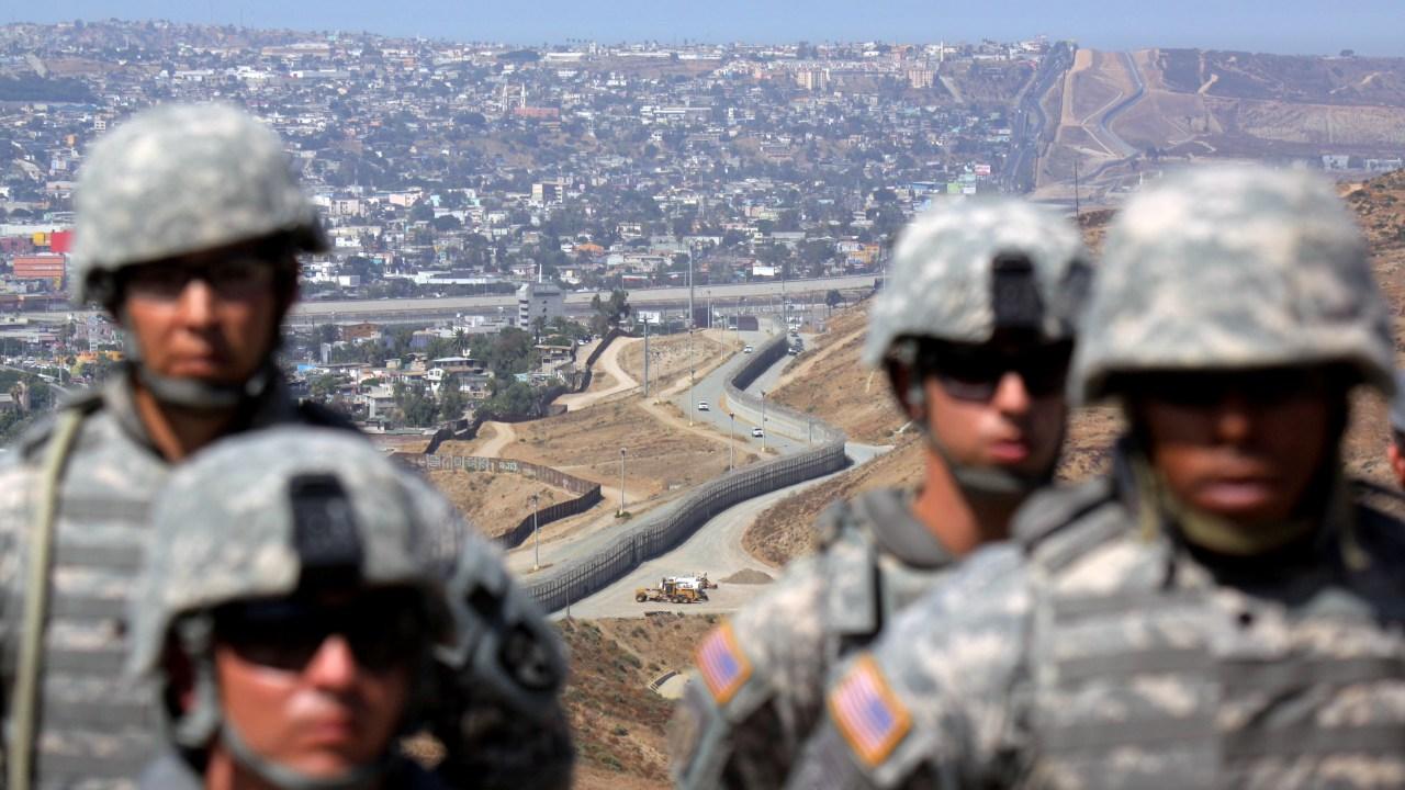 California desplegará Guardia Nacional pero no labores migratorias