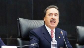 Minuta para eliminar el fuero despierta inquietudes, dijo Emilio Gamboa