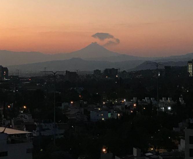 UNAM actualiza mapa de riesgos del volcán Popocatépetl