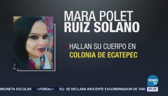 Encuentran cuerpo de mujer en planta de bombeo en Ecatepec