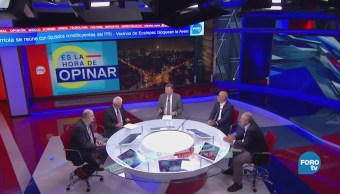 Encuestas Previas Primer Debate Presidencial Análisis