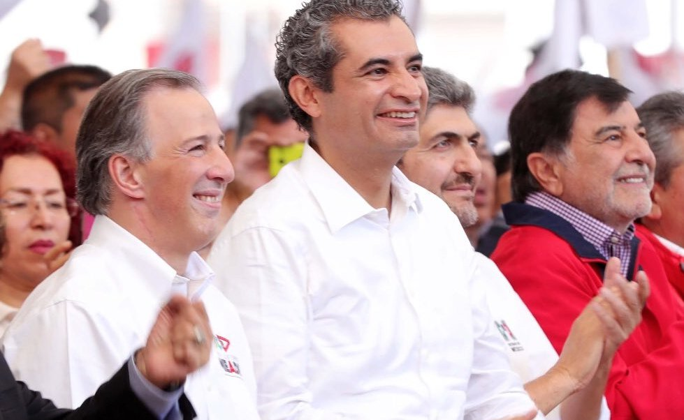 Meade apoyo en Estado de México, dice Ochoa Reza