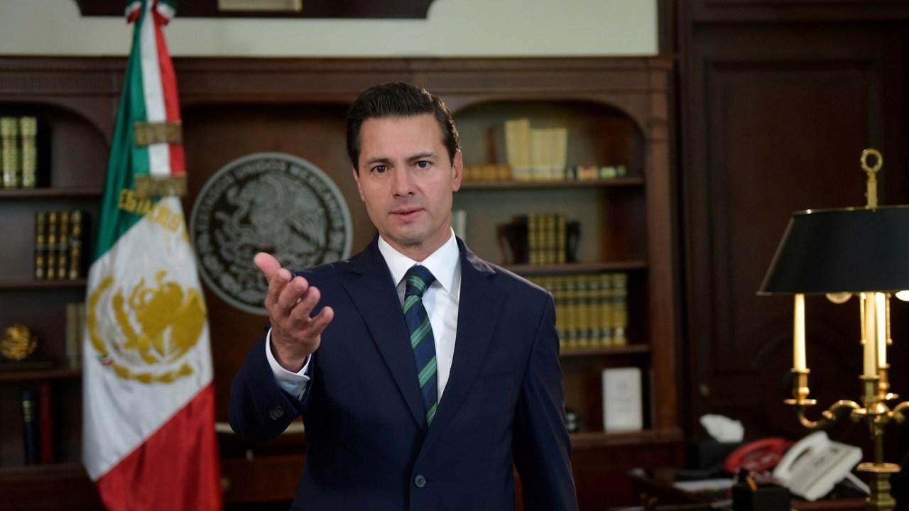 Peña Nieto Nada ni nadie está por encima dignidad México