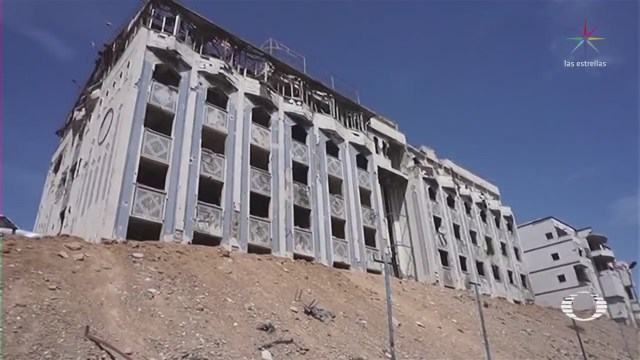 Equipo internacional busca evidencias de ataque químico en Siria