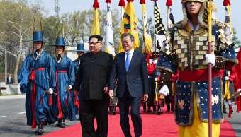 Estados Unidos desea que Coreas logren progreso su cumbre