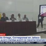 Estudiantes de cine desaparecidos en Jalisco fueron asesinados y disueltos en acido