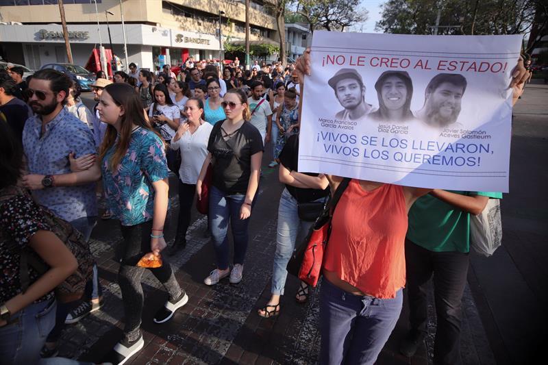 Asesinato de estudiantes de cine en Tonalá, cruel realidad: UNAM y UdeG