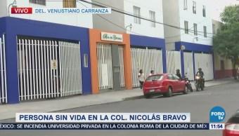 Evitan suicidio en la colonia Nicolás Bravo, Venustiano Carranza