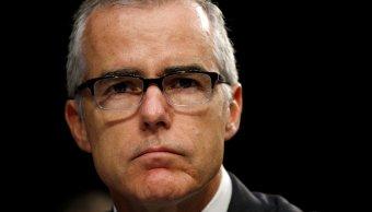 Exdirector adjunto FBI recauda 500 mil dólares gastos judiciales