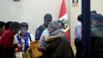 Exnúmero dos Sendero Luminoso sale prisión Perú