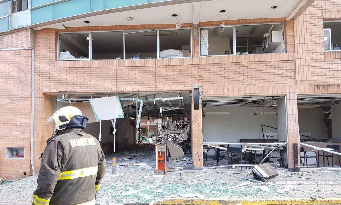 Explosión de gas en una clínica deja varios muertos y heridos en Chile