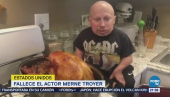 Fallece Actor Merne Troyer Murió Mini Me