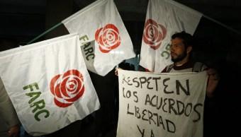 FARC considera que acuerdo paz se lo llevó diablo