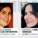 Investigan feminicidios de catedrática de la UNAM y su hija