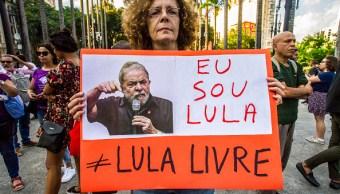Fiscalía brasileña rechaza posible traslado Lula otra prisión