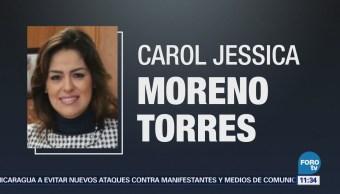 Fiscalía de Veracruz solicita ficha roja contra exfuncionaria de Javier Duarte