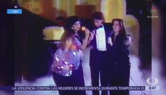 Flashback: Luis Miguel canta con Pandora