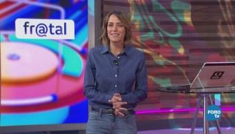 Fractal: Programa del 23 de abril de 2018