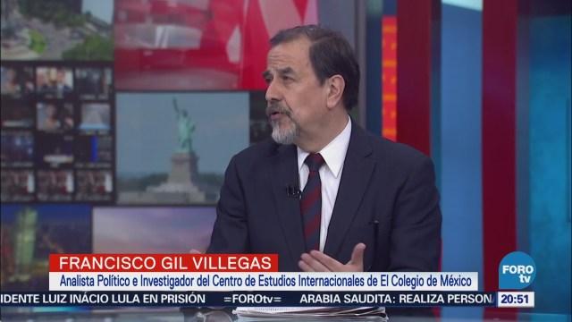 Francisco Gil Villegas analiza el proceso electoral 2018