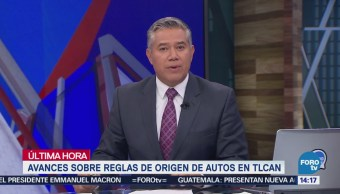 Freeland dice que hay buenos avances con EU y México sobre el TLCAN