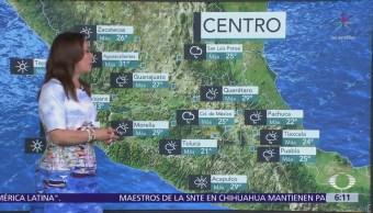 Frente frío 46 provocará nublados y lluvias en el Golfo de México