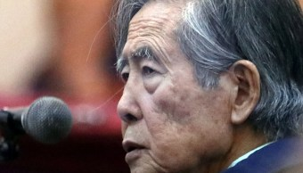Fujimori revela que tiene tumor en el pulmón; descarta regresar a política