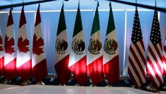 Funcionarios reactivarán conversaciones de TLCAN el 7 de mayo