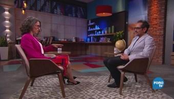Genaro Lozano Entrevista Dima Khatib AJ+ Amércica Latina