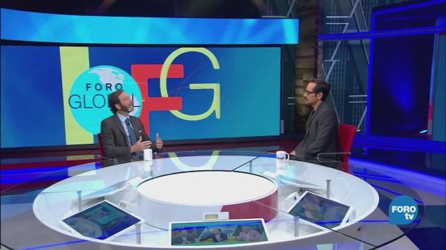 Genaro Lozano Entrevista Viktor Elbling Embajador Alemania México