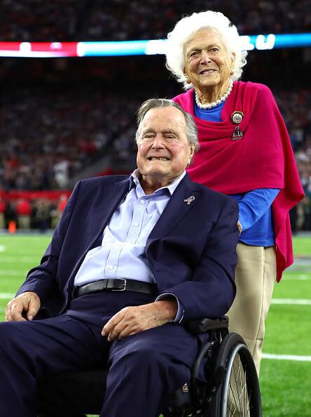 Barbara Bush vivió Presidencia esposo hijo