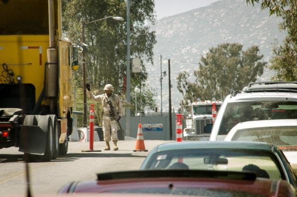 México pide a EU dejar en claro militarización de la frontera