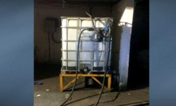 PGR decomisa 33 mil litros de hidrocarburo ilícito en Nuevo León