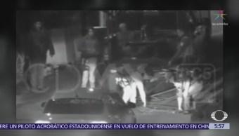 Hombres son detenidos tras robar cable de trolebús en la CDMX