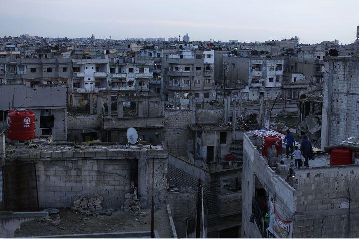 Fuerzas pro Assad lanzan ofensiva en Siria tras triunfo en Guta Oriental