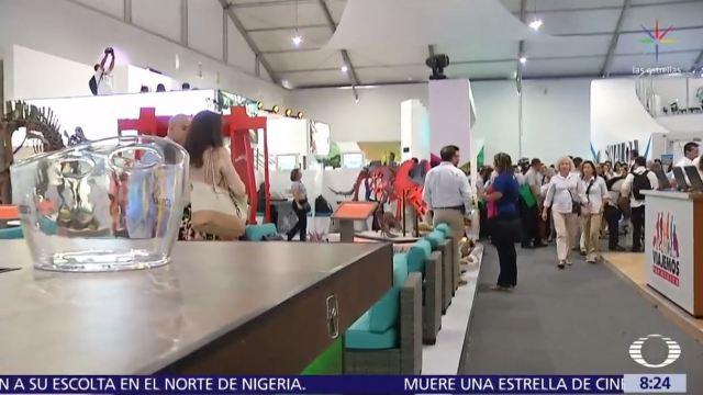 Inaugura el Tianguis Turístico 2018 en Mazatlán, Sinaloa