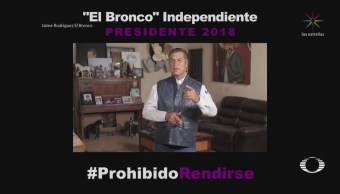 Jaime Rodríguez Calderón Bronco Campaña Sábado Monterrey